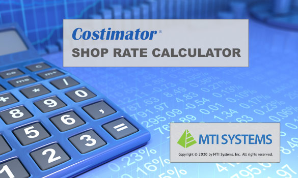 Shop Rate Calculator is a free utility that can be downloaded at no cost.